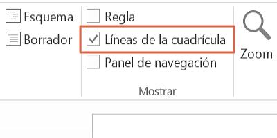 Cómo hacer hojas cuadriculadas en Word para imprimir utilizando una hoja predeterminada paso 4