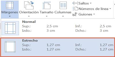 Crear cuadrícula de forma manual en Word para imprimir paso 5