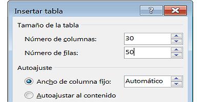 Crear cuadrícula de forma manual en Word para imprimir paso 8
